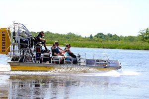 big airboat swamp tours